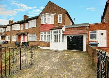 Thumbnail 3 bed semi-detached house for sale in Durants Park Avenue, Enfield