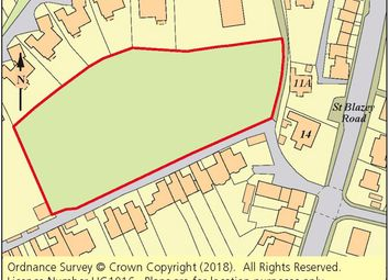 Thumbnail Land for sale in Land At Lamb Park, St Blazey Road, Par, Cornwall
