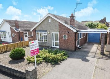 Thumbnail 2 bedroom detached bungalow for sale in Avon Drive, Huntington, York
