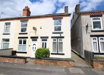 Thumbnail 2 bed terraced house for sale in Harriett Street, Stapleford, Nottingham