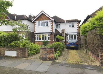 Thumbnail 4 bedroom detached house for sale in High Drive, New Malden