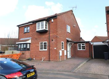 Thumbnail 2 bed semi-detached house for sale in Moncrieff Drive, Leamington Spa, Warwickshire