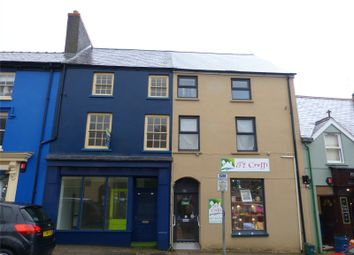 Thumbnail 3 bed terraced house for sale in High Street, Narberth, Pembrokeshire