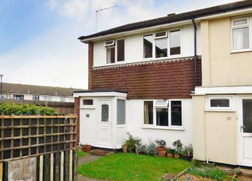 Thumbnail 3 bedroom end terrace house for sale in Heo Green, Wick, Littlehampton