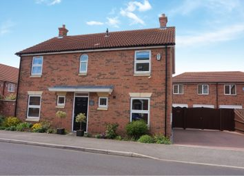 Thumbnail 4 bed detached house for sale in Harrow Lane, Scartho Top, Grimsby