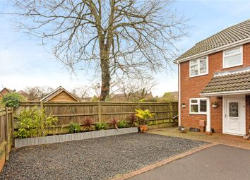 Thumbnail 2 bed semi-detached house for sale in Beverley Gardens, Swanmore, Southampton