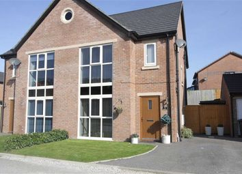 Thumbnail 4 bed semi-detached house for sale in Delphside Close, Orrell