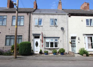 Thumbnail 3 bed terraced house for sale in Chapel Street, Middleton St. George, Darlington