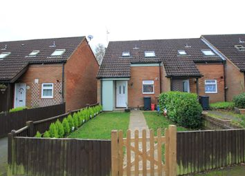 Thumbnail 2 bedroom end terrace house for sale in Kimbolton Crescent, Hertford Road, Stevenage