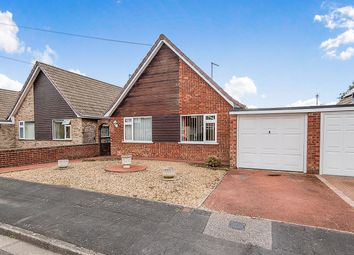 Thumbnail 2 bed detached bungalow for sale in Guildenburgh Crescent, Whittlesey, Peterborough