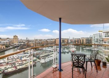 Thumbnail 3 bed flat for sale in Basin Approach, London