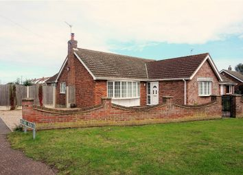 Thumbnail 2 bed detached bungalow for sale in Beach Road, Great Yarmouth