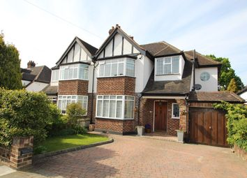 Thumbnail 3 bed semi-detached house to rent in Wood Ride, Petts Wood, Orpington