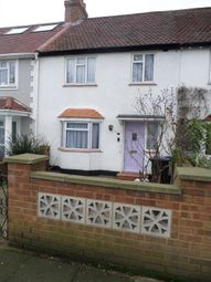 Thumbnail 3 bed terraced house for sale in St. Andrews Road, London