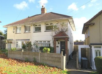 Thumbnail 3 bed semi-detached house to rent in Somerford Road, Northfield, Birmingham