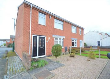 Thumbnail 3 bed semi-detached house for sale in Garrett Grove, Clifton, Nottingham