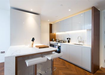 Thumbnail 2 bed flat to rent in Capital Building, Embassy Gardens, London