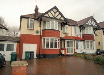 Thumbnail 5 bedroom semi-detached house to rent in Westside, Hendon, London