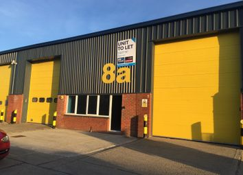 Thumbnail Industrial to let in Unit 8A The Admiral Park, Airport Service Road, Portsmouth