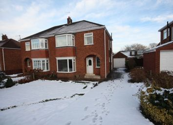 Thumbnail 3 bed semi-detached house for sale in Thames Avenue, Guisborough