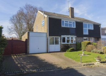 Thumbnail 3 bed semi-detached house to rent in Lammas Way, Ampthill, Bedford
