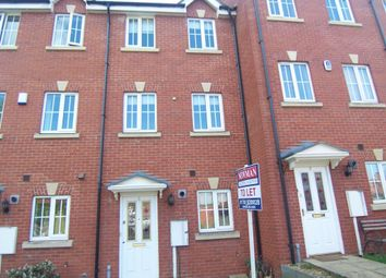 Thumbnail 4 bedroom property to rent in Aqua Place, Rugby