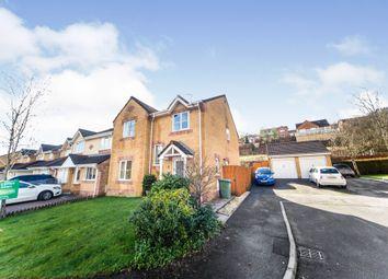 Thumbnail 4 bed detached house for sale in Bryn Eglwys, Pontypridd