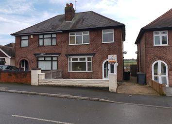 3 bed semi-detached house for sale in Baker Road, Giltbrook, Nottingham NG16