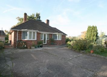 Thumbnail 2 bed detached bungalow for sale in Tiverton Road, Bampton, Tiverton