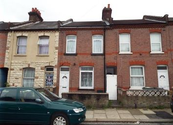Thumbnail 2 bedroom terraced house for sale in Naseby Road, Luton, Bedfordshire
