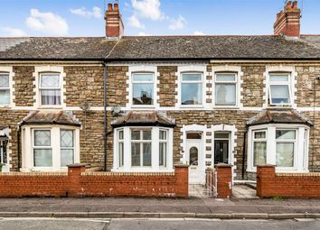 Thumbnail Terraced house for sale in Cambridge Street, Grangetown, Cardiff