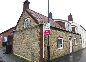 Thumbnail 2 bed semi-detached house for sale in High Street, Burton-Upon-Stather, Scunthorpe