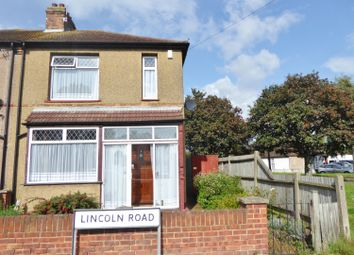 Thumbnail 3 bedroom semi-detached house for sale in Lincoln Road, Slade Green, Kent