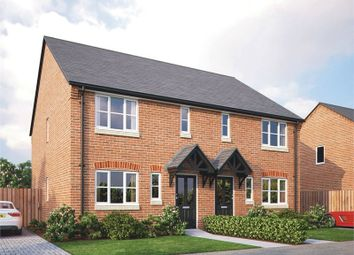 Thumbnail 3 bed semi-detached house for sale in Spence Lane, Huncote, Leicestershire