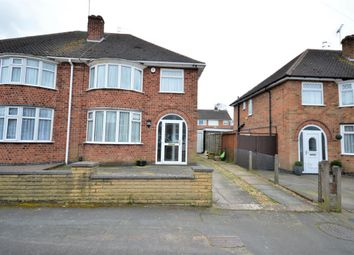 Thumbnail 3 bed semi-detached house to rent in Farleigh Avenue, Wigston