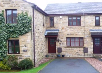 Thumbnail 2 bed terraced house to rent in Park Avenue, Shelley, Huddersfield