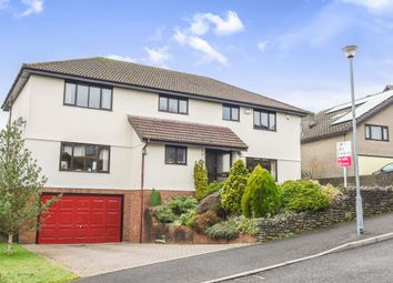Thumbnail 5 bed detached house for sale in Pen Y Waun, Pentyrch, Cardiff