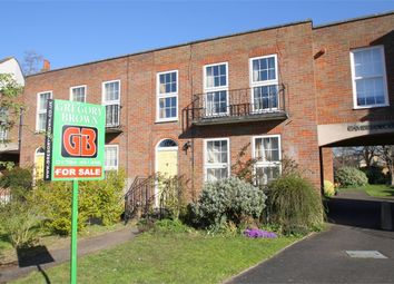 Thumbnail 3 bed terraced house for sale in Cambria Court, Church Street, Staines-Upon-Thames, Surrey