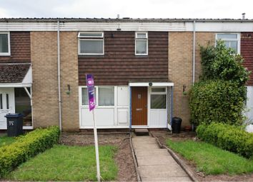 Thumbnail 2 bed terraced house for sale in Wilks Green, Birmingham