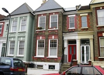 Thumbnail 1 bed flat to rent in Forburg Road, Stoke Newington, London