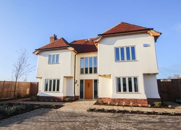 Thumbnail 5 bed detached house for sale in Whiteditch Lane, Newport, Saffron Walden