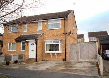 Thumbnail 3 bed semi-detached house for sale in Broadstone Way, Clifton Moor, York