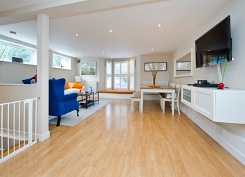 Thumbnail 3 bed duplex for sale in Gap Road, London