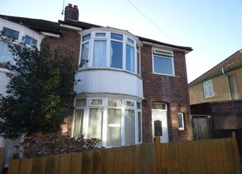 Thumbnail 3 bed semi-detached house to rent in Milton Road, Luton