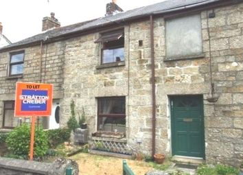 Thumbnail 2 bedroom cottage to rent in Fore Street, Praze, Camborne