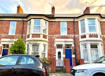 Thumbnail 3 bed flat for sale in Belford Terrace, North Shields