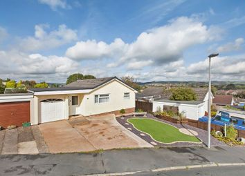 Thumbnail 3 bed detached bungalow for sale in Atherton Way, Tiverton