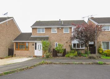 Thumbnail 4 bed detached house for sale in Parwich Close, Chesterfield