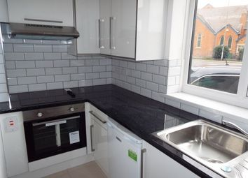 Thumbnail 1 bed flat to rent in Moat Street, Wigston