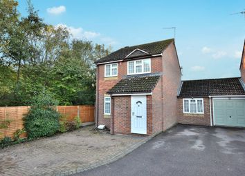 Thumbnail 4 bed link-detached house for sale in Mortimer Gate, Thomas Rochford Way, Cheshunt, Waltham Cross